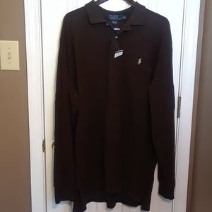 NWT XXL POLO RALPH LAUREN MENS POLO SHIRT